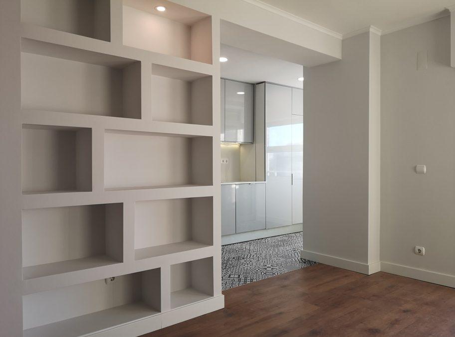Remodelação apartamento Lumiar