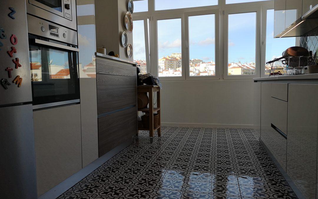 Remodelação apartamento Benfica