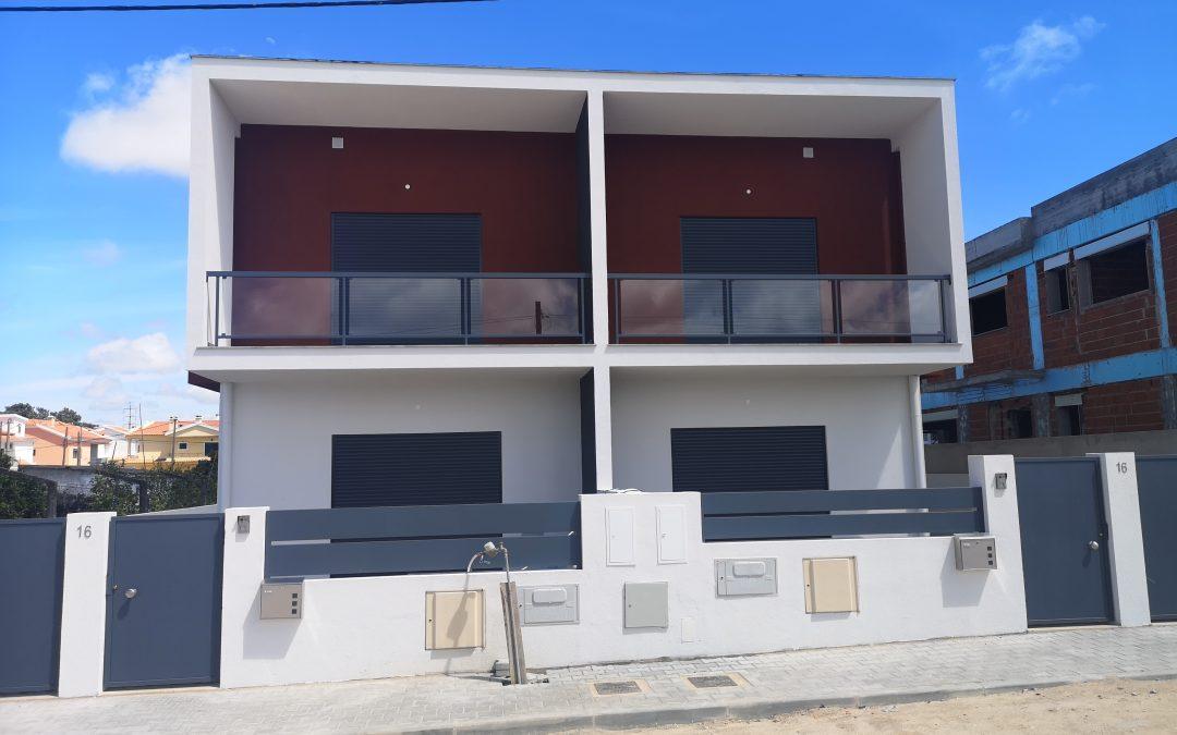 Construção moradia Pinhal de Frades