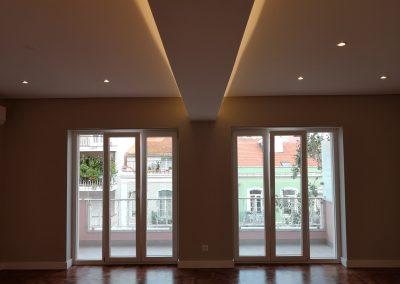 Remodelação apartamento Estefânia