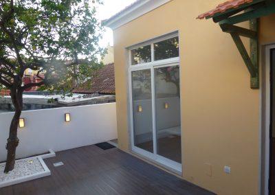 Remodelação casa Areeiro
