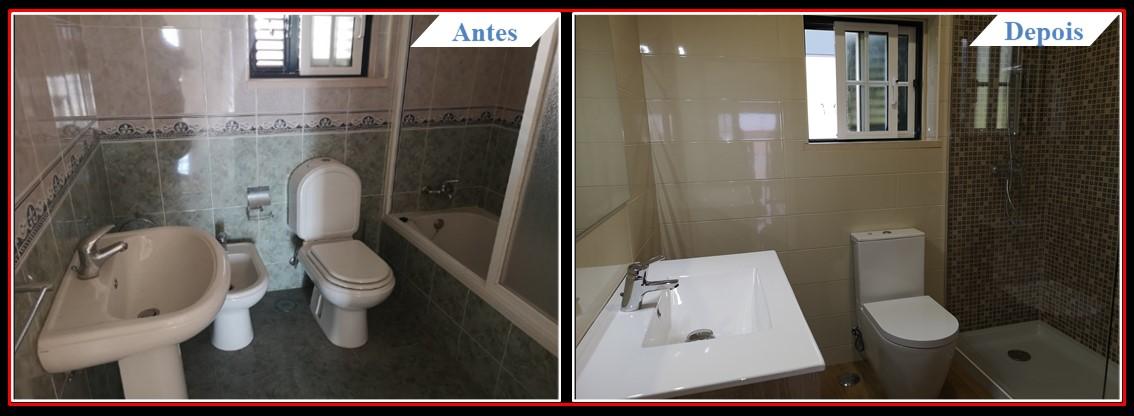 Remodelação Famões - Casa banho 1.1