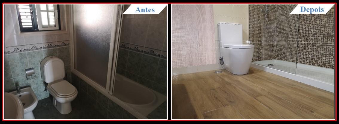 Remodelação Famões - Casa banho 1.2