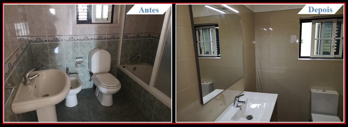 Remodelação Famões - Casa banho 1.3