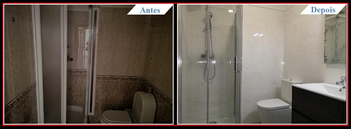 Remodelação Famões - Casa banho 2.1