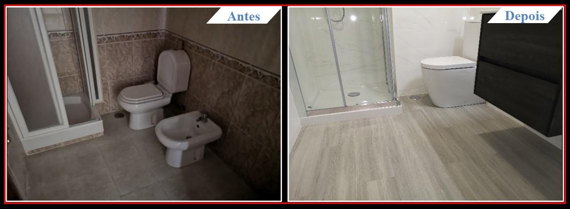 Remodelação Famões - Casa banho 2.2