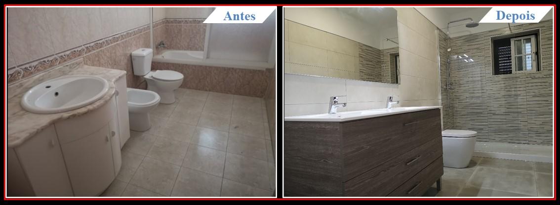 Remodelação Famões - Casa banho 3.2