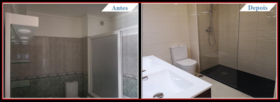 Remodelação Famões - Casa banho 4.1