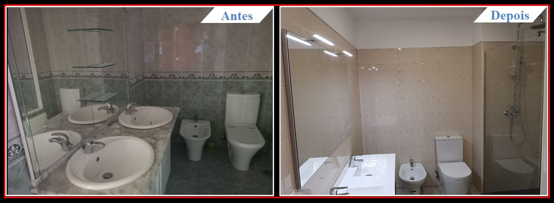 Remodelação Famões - Casa banho 4.2