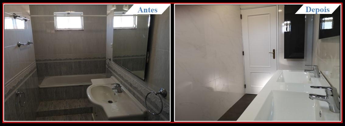 Remodelação Moradia V3 Telheiras - WC 1.1