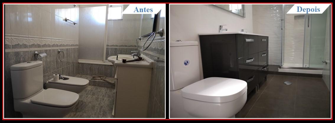 Remodelação Moradia V3 Telheiras - WC 1.2