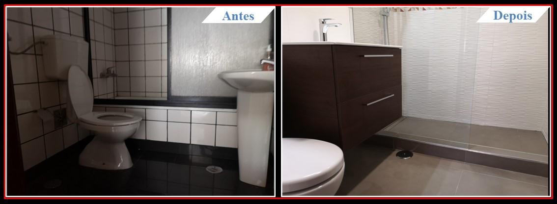 Remodelação de casa banho Sintra - Casa banho 1.3