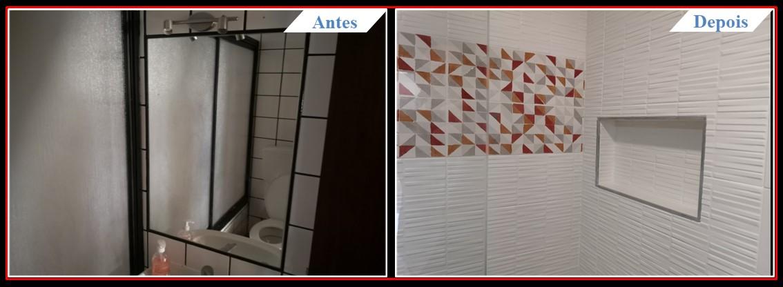 Remodelação de casa banho Sintra - Casa banho 1.4
