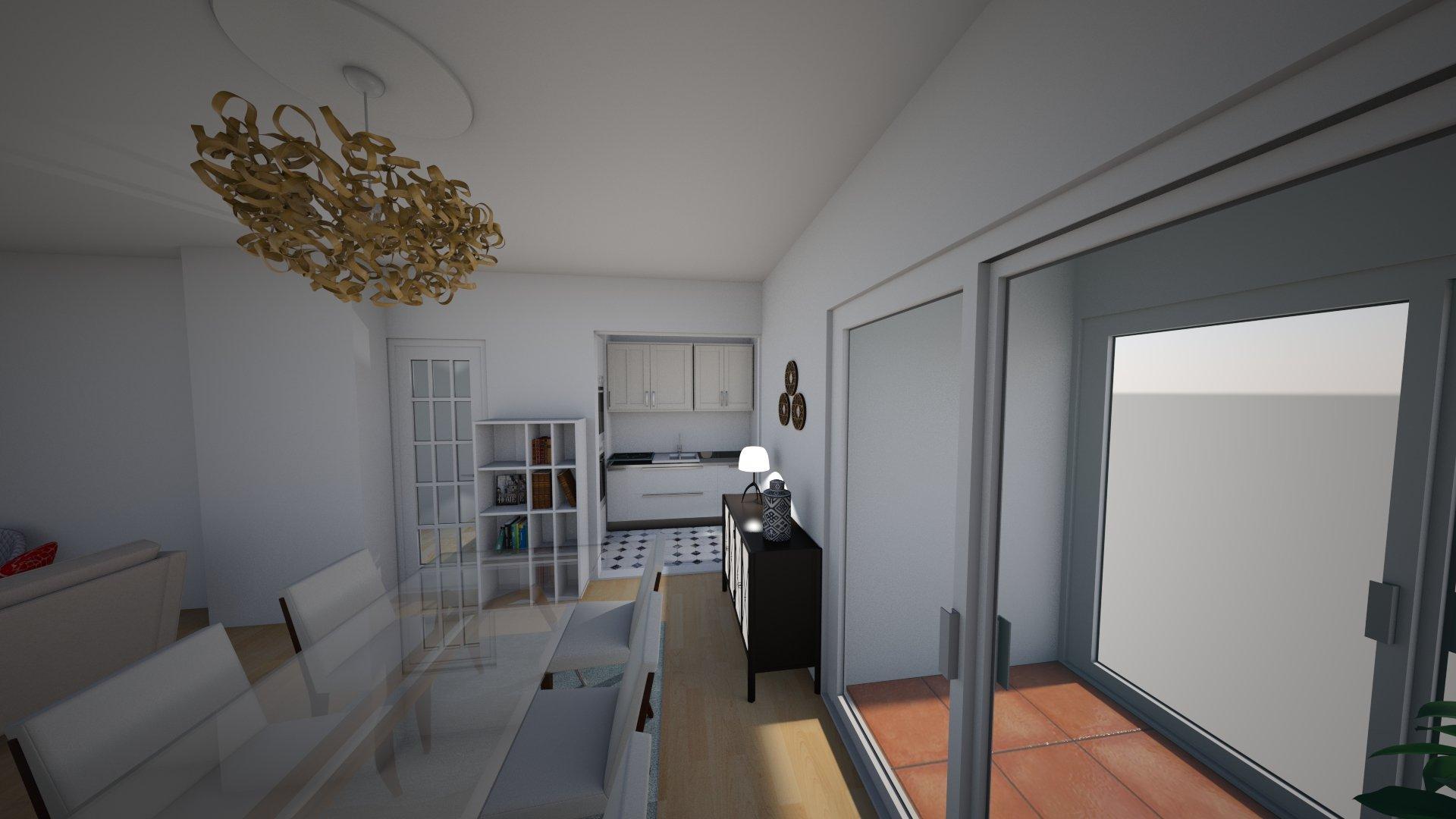 T2 Sala Cozinha 1.1