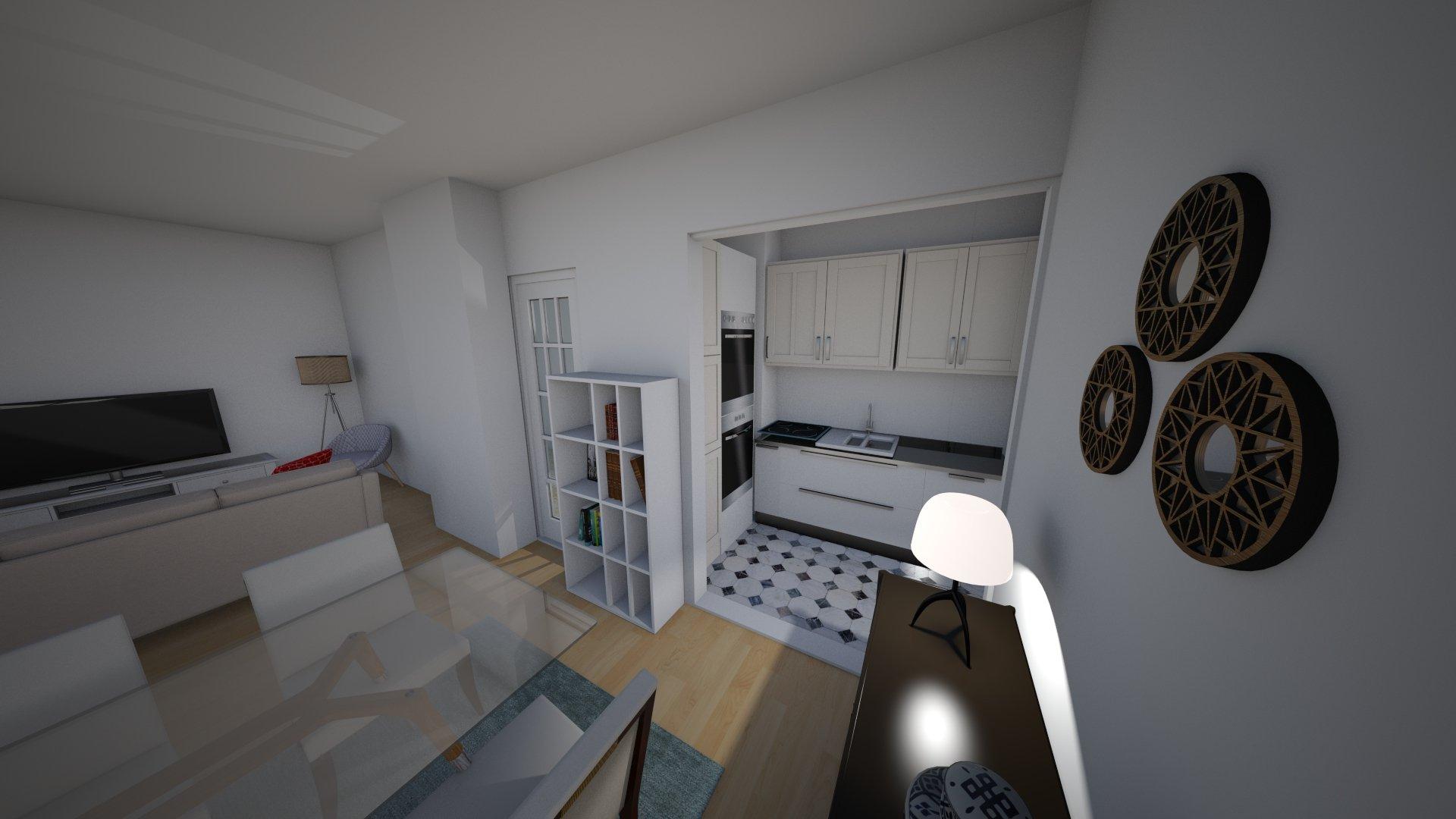 T2 Sala Cozinha 1.2