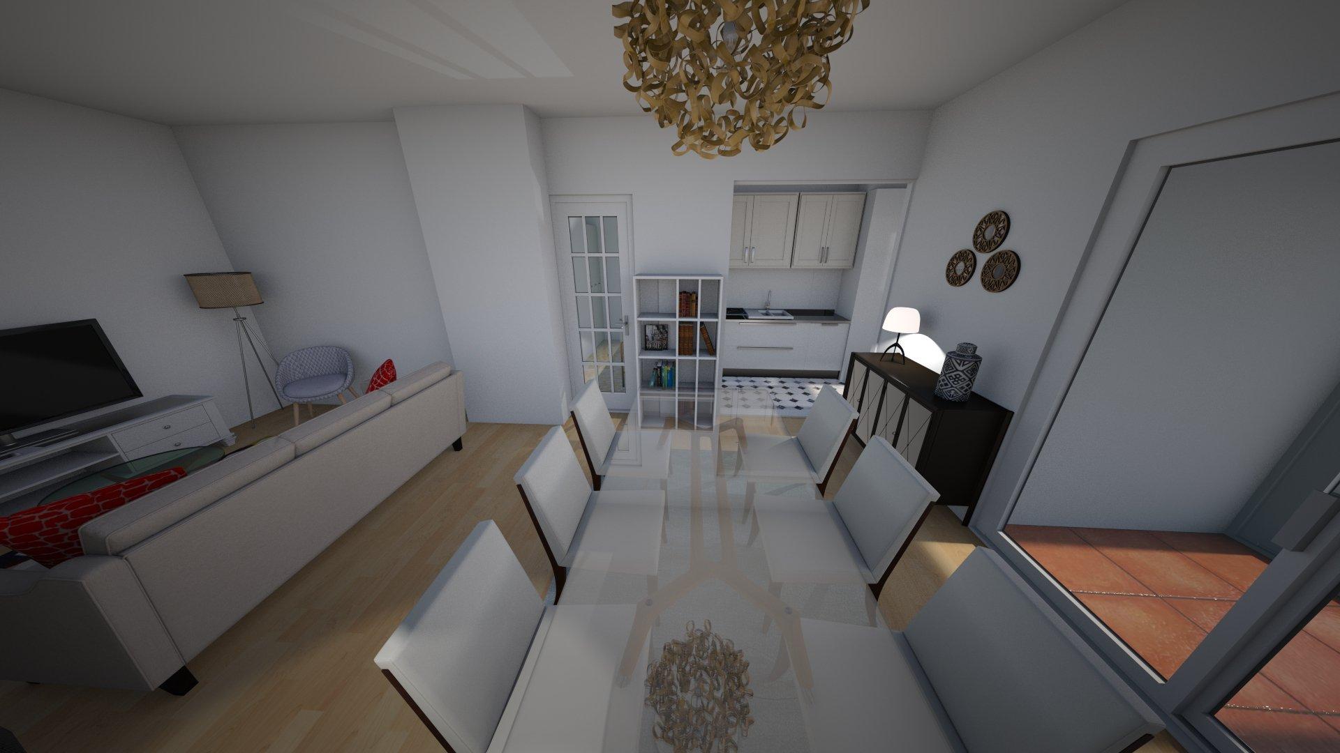 T2 Sala Cozinha 1.5