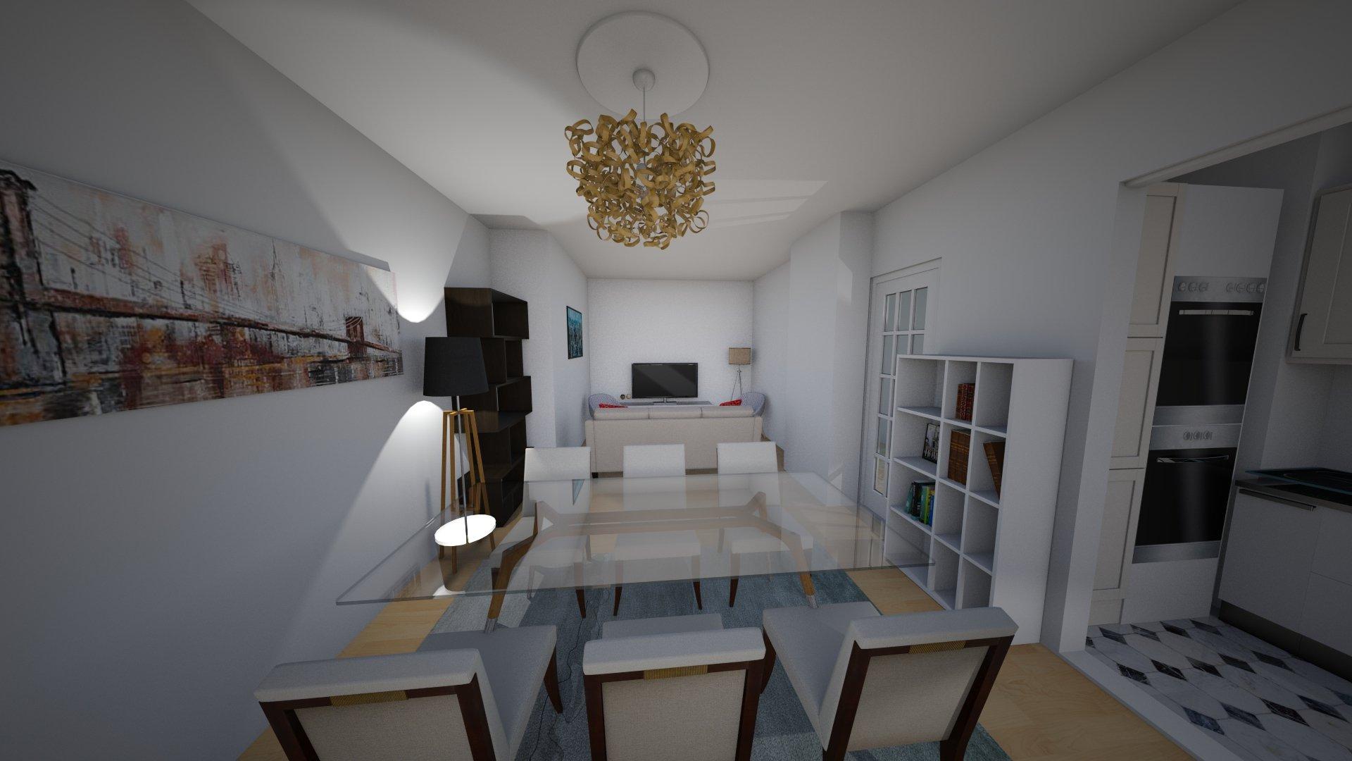 T2 Sala Cozinha 1.91