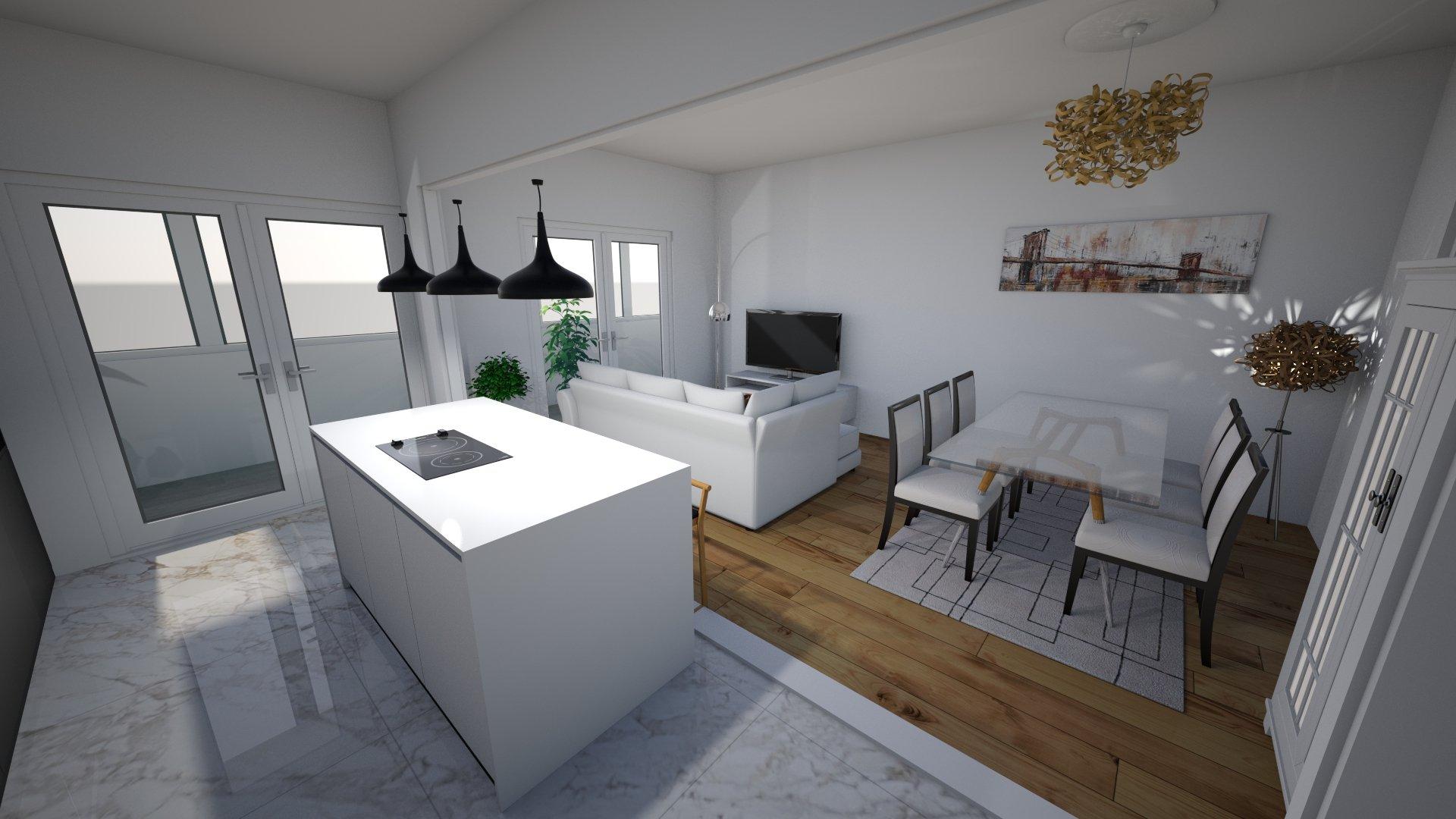 T4 - Sala e cozinha 1.0