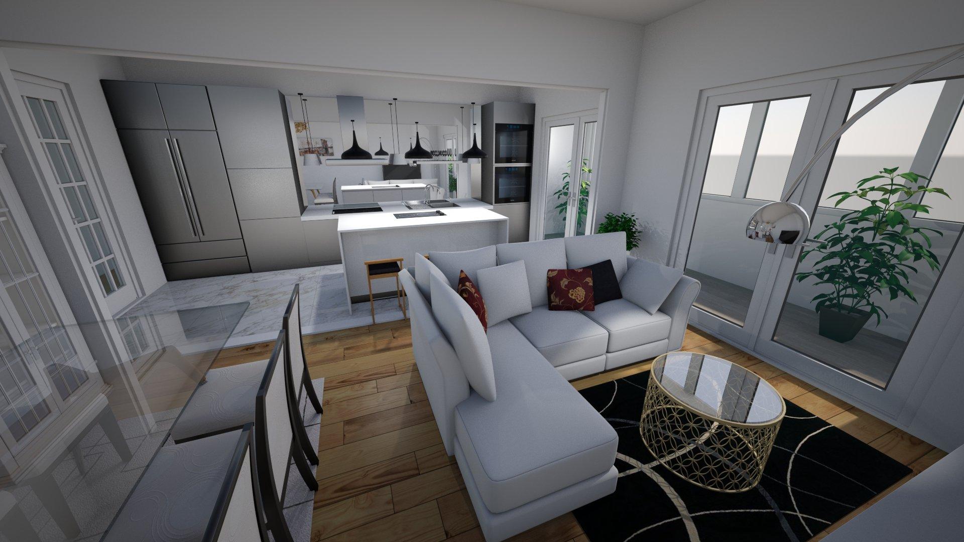T4 - Sala e cozinha 1.1