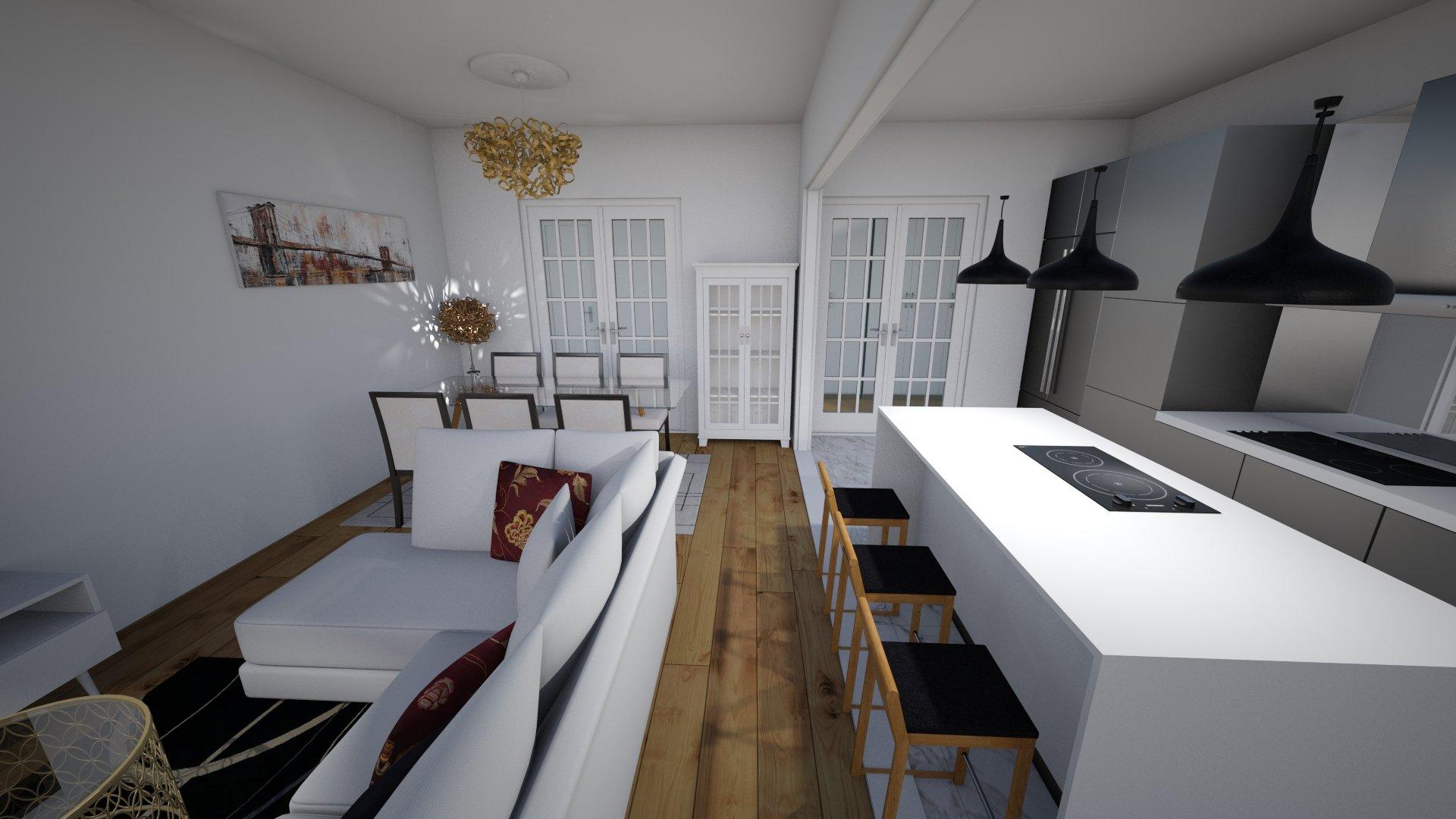 T4 - Sala e cozinha 1.5